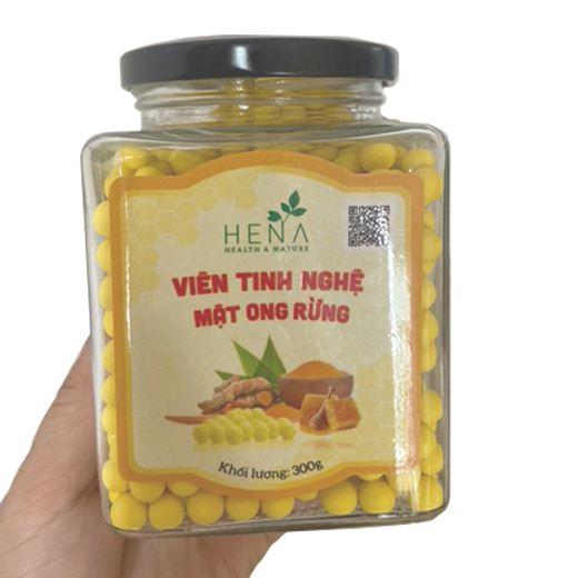 vien tinh nghe mat ong hena 300g-2