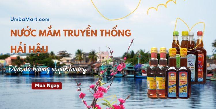banner nuoc mam truyen thong