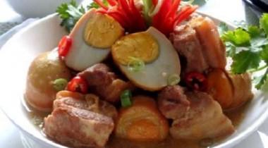 Cách kho thịt kho tàu với trứng nào cho công thức ngon như ngoài hàng?